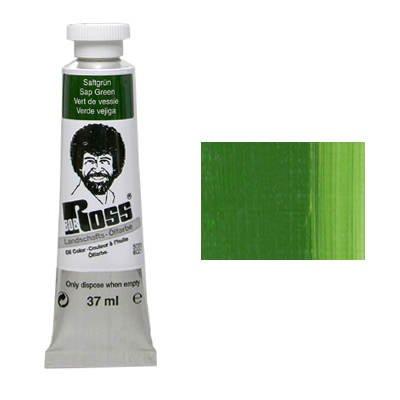 Bob Ross Künstler-Ölmalfarbe 37 ml Saftgrün [Spielzeug]