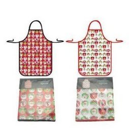 COUNTRY CLUB CHRISTMAS XMAS WATER PROOF APRON