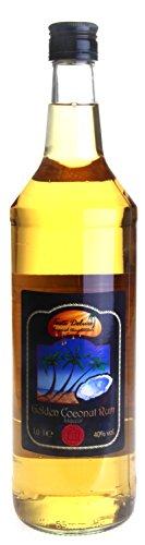 Taste Deluxe Golden Coconut Rum Liqueur Liköre (1 x 1 l)