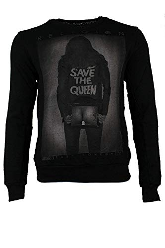 RELIGION Sweatshirt GOD SAVE THE QUEEN-S