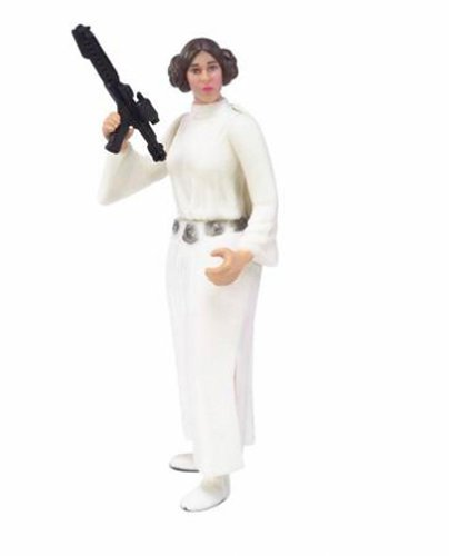 (Hasbro Star Wars Princess Leia Organa Imperial Captive Saga Collection 2002-2004)