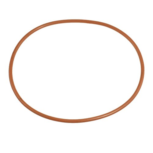 ELECTROPRIME A12040200ux0198 113mm X 120mm X 3. 5mm Filter Housing Silicone O Ring Seal Sealing Washer