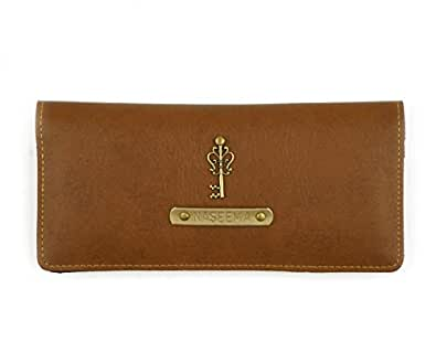 The Junket Personalized (Name/Charm) Wallet for Women