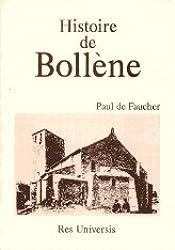 Histoire de Bollène