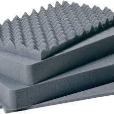 Preisvergleich Produktbild Peli 1510 Cases Black Foam Set,  1510-400-000E (Foam Set)