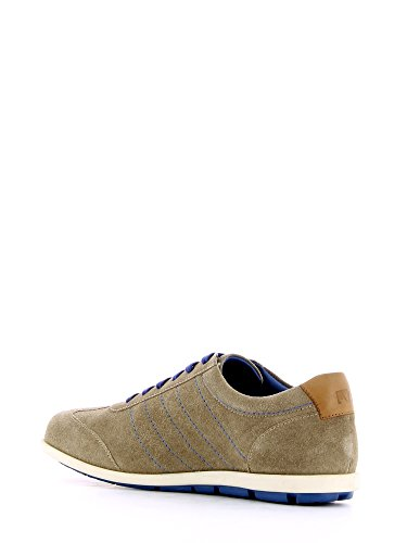 Lumberjack 1058 A01 C Chaussure Lacets Homme Beige - Sand
