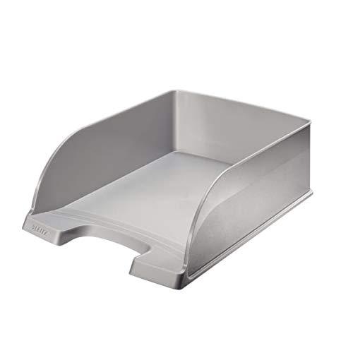 Vaschetta portacorrispondenza Leitz Plus Jumbo - grigio