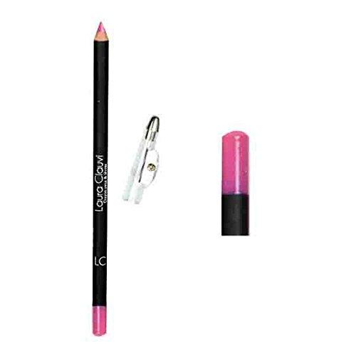 Crayon contour des lèvres rose magenta n°9