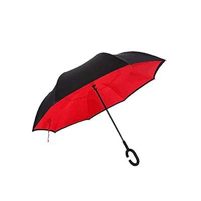 Kathariiy Paraguas invertido/Reversible Paraguas
