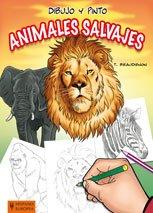 Dibujo y pinto animales salvajes por Thierry Beaudenon