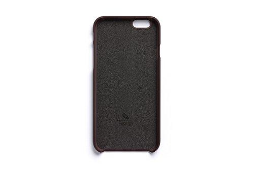 Portefeuille en cuir Bellroy iPhone 6s Plus Phone Case Black Java