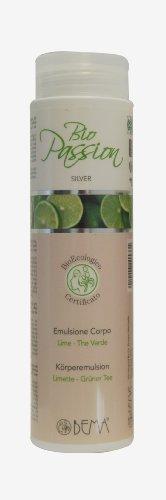 Bio Passion Bema Körperlotion Limette-grüner Tee, 200 ml (Tee Grüner Limette)