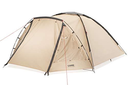 CAMPZ Bayland 4P Zelt beige 2019 Camping-Zelt -