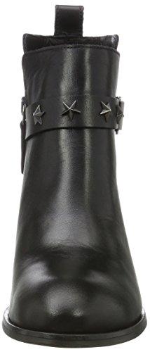 Tommy Hilfiger P1285enelope 16c, Stivali Donna Nero (Black)