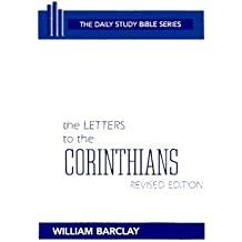 The Letters to the Corinthians (Daily Study Bible (Westminster Hardcover))
