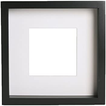 Ikea RIBBA Frame, Black, 23x23x4.5 cm,You Can Place the Motif on the ...