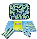 Content & Calm TrayKit Traveller Collection Blue Camo