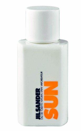 Jil Sander Sun femme/woman, Eau de Toilette, Vaporisateur/Spray, 75 ml, Limited Edition