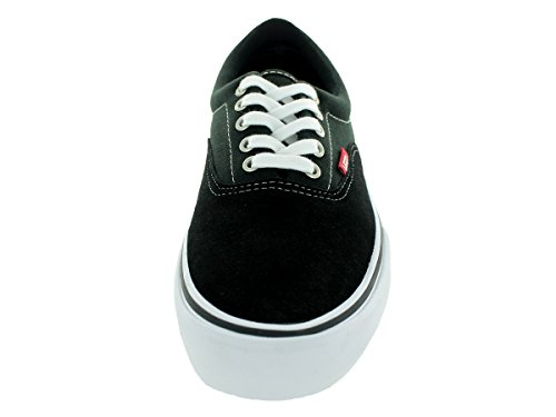 Vans M Gilbert Crockett P, Sneaker Uomo Noir / Blanc / Gomme