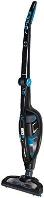 Polti Forzaspira SR 18.5 - Aspiradora escoba, Li-ion 18,5 V, color negro y azul