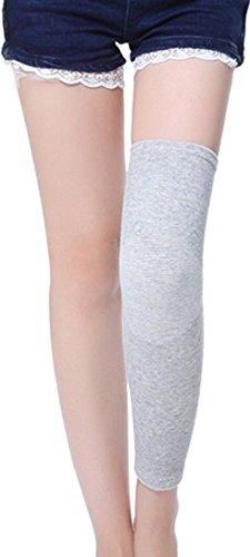 Panegy da donna a compressione, 1paio elastico Ginocchiera Supporto Ginocchio