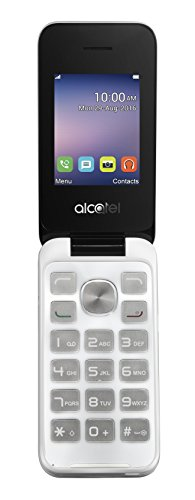 Alcatel 2051D-3BALIT1 6,09 cm (2,4 Zoll) 20.51, Mobilephone, 8GB Pure weiß