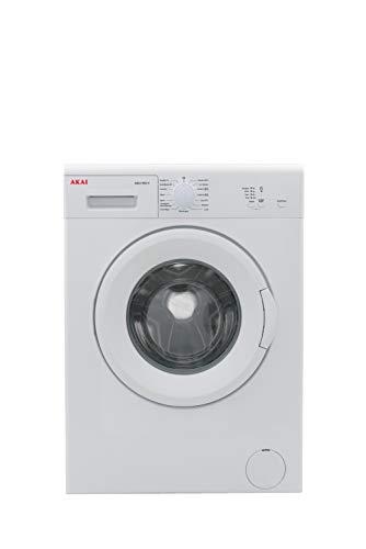 Akai Bianco Lavatrice AQUA5003V, 58 Decibel