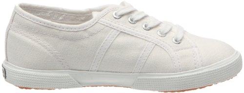Superga 2950 COTJ, Baskets mode mixte enfant Blanc (White)