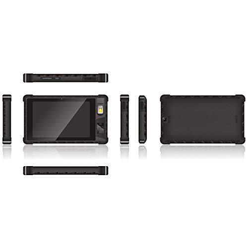 ZUKN Tablet 8 Pollici Quad Core 4G Pieno Netcom IP65 Impermeabile e Antipolvere 508 DPI bio Fingerprint Navigazione GPS Bussola Funzione IPS Schermo Gravity sensore di Supporto Bluetooth