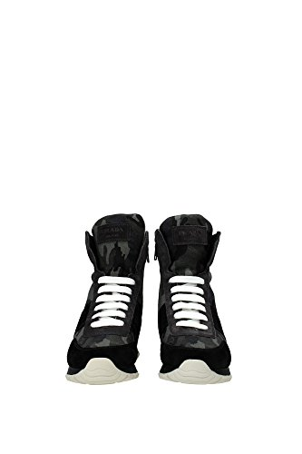 Sneakers Prada Donna - (3T6111NEROCAMOUFLAGE) EU Verde