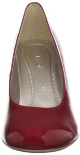 Gabor Shoes  Gabor, escarpins femme Rouge - Rot (cherry (+Absatz))