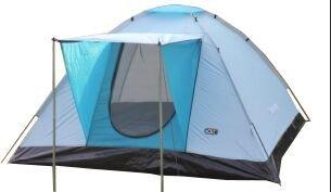 Semoo - Zelt für 3 Personen - Kuppelzelt - Hellblau