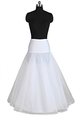 Used, Noriviiq Women's A-line Slips Petticoat Underskirt for sale  Delivered anywhere in UK