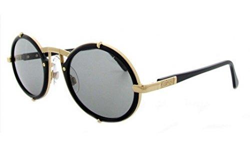 96411d97791f Cazal Legends 644 Sunglasses Color 001sg Black Size 53mm