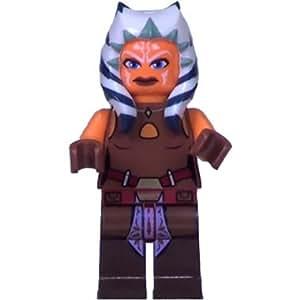 Ahsoka Tano 2013 Lego Star Wars Minifigure Amazon Co
