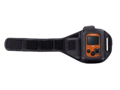 Panasonic HX-A500E-D 4K Wearable Action Camera Camcorder – Orange