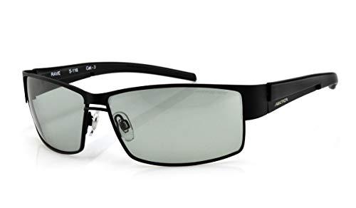 ARCTICA ® polarisierende selbsttönende Sonnenbrille / PHOTOCHROME GLÄSER