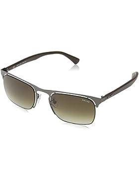 Police - Gafas de sol Wayfarer S8961 Offside 4