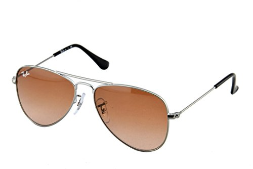 Ray Ban Sonnenbrille Junior 9506S 200/13 silber