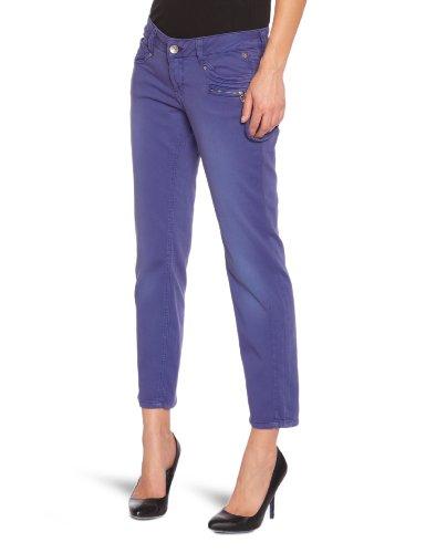 Freeman T.Porter - Pantalone, donna, blu (Bleu (Dutch Blue)), 42/44 IT (29W)