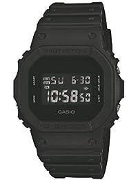 Casio - DW-5600BB-1ER - G-Shock - Montre Homme - Quartz Digital - Cadran Noir - Bracelet Résine Noir