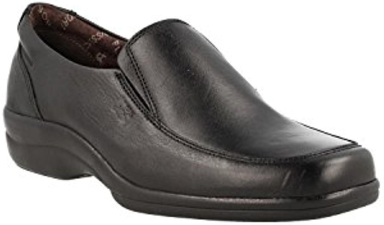 Fluchos Schuhe SANOTAN 6625 Schwarz  Billig und erschwinglich Im Verkauf