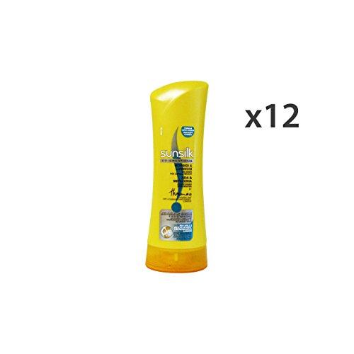 set-12-sunsilk-balsamo-morbidi-luminosi-giallo-200-ml-prodotti-per-capelli