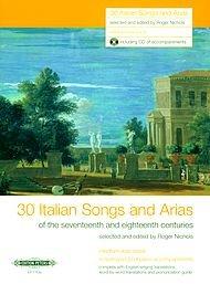 Italian Songs & Arias(30)  Chant+CD