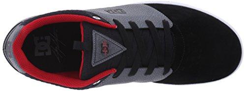 DC - - Herren Cole Signature Schuh Grey/Black/Red