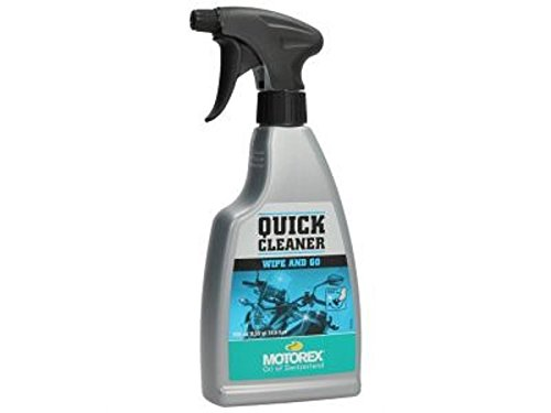 Quick Cleaner (Motorex - 101515 - Motorex Quick Cleaner Spray 0,5l - 100ml ml 2,99€)
