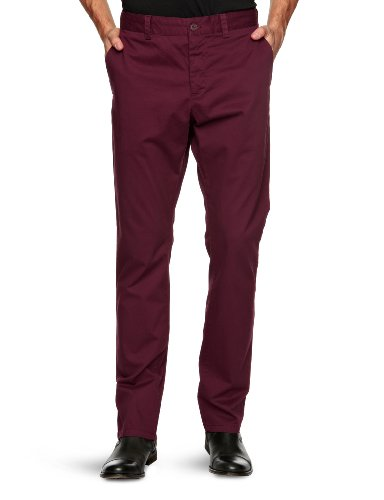 french-connection-mens-machine-gun-stretch-slim-trousers-red-bordeaux-w36-l33