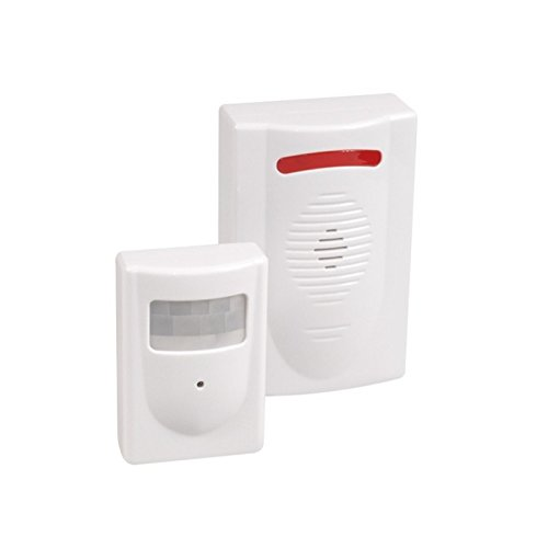 Maclean - Dc3400 - alarma inalámbrica con sensor de movimiento indepe