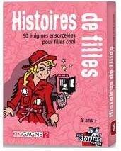 Kikigagne Black Stories Junior - Histoires de filles