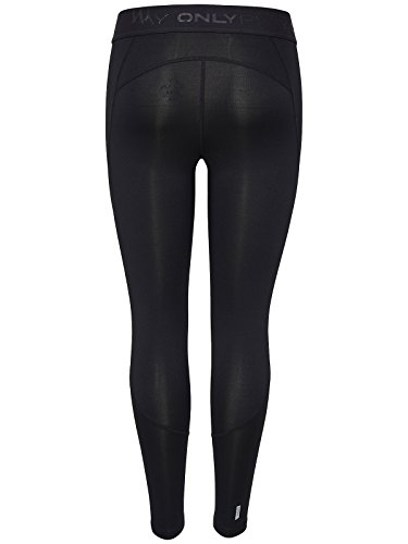 Only play - Gill black tight train l - Legging Noir